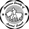 American Society of Animal Science logo